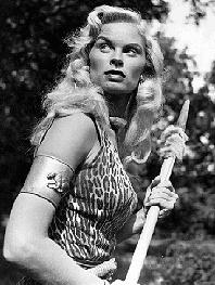 Irish McCalla as Sheena